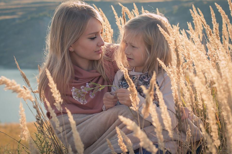 Věty, které děti chtějí slyšet – říkejte jim je! 4