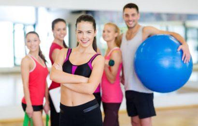 Posilovna nebo fitko? Buďte ve formě!