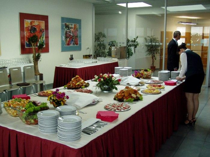 Zajistěte svým zaměstnancům kvalitní firemní stravování
