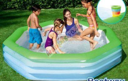 Výhody dětského bazénu